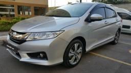 Honda city exl *zerado - 2015