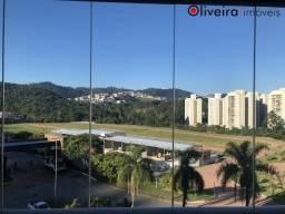 Apartamento em alphaville ed alpha sítio 96m. 3 qtos 2 vg 3.000 cond.541,00 iptu 179,00