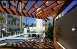Apartamento com 2 dormitórios alugar, 77 m² - Gleba Fazenda Palhano - Londrina/PR