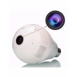 Lâmpada Led com Micro Câmera 360°