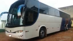 Onibus Mercedes-benz Executivo -marcopolo 50 Lugares Trucado Baixou!!!