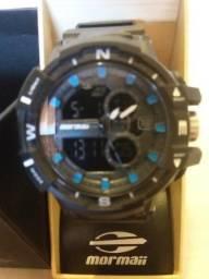 737c5289079 Relógio Mormaii novo