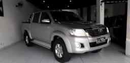 Toyota Hilux CD 3.0 Srv AUT 4X4 - 2014