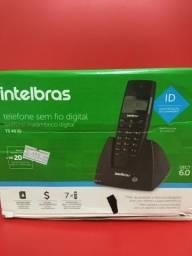 Telefone sem fio 80,00 R$