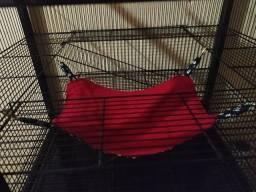 Redes para rato twister e pequenos animais