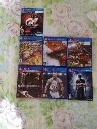 Troco só por jogo de PS4