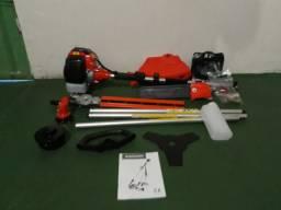 Roçadeira a gasolina lateral multifunciomal 4 em 1 - 43 cc - rn41