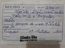 Bicicleta GTA aro 29 / 1300 Reais
