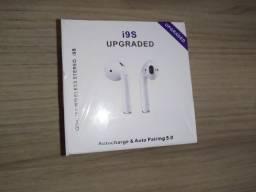 Fone de Ouvido I9s Bluetooth sem fio