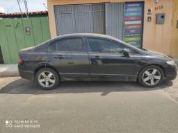Honda Civic LXS 2008/2008 (CARRO PARA REPASSE)