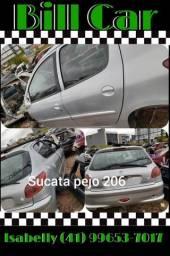 Peugeot 206 para peças