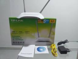ROTEADOR TP LINK WIRELESS 300 MBPS
