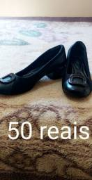 Sapatos nunca usados
