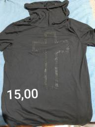 Camisas seminovos