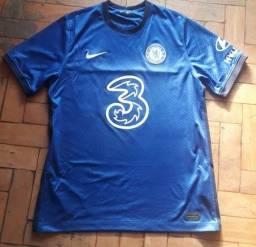 Camisa de Time Chelsea 2020