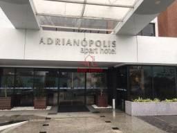 Edifício Adrianópolis, Flet Mobiliado 01Quarto Agende sua Visita *