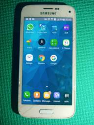 Celular Samsung S5 MINI. LEIA
