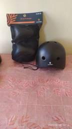 Kit completo de proteção (Patins)