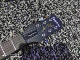 Guitarra epiphone les paul vintage edition