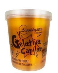 Lisoplastia gelatina Capilar