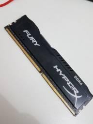 Memoria ram dd4 hyper fury 8GB 2400mhz