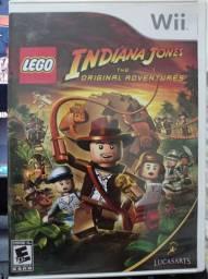 Jogo lego Indiana Jones para Nintendo Wii
