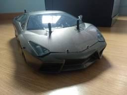 Carrinho a Combustão - Lamborghini Reventón  RC 1:10<br>