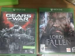 3 jogos Xbox One por R$ 100