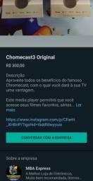 Google Chomecast 3