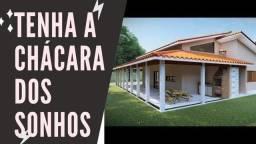 @chácara de 1000m² no interior