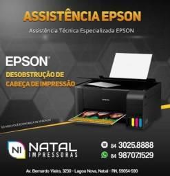 Assistência Técnica Especializada Epson
