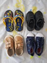 Sapato infantil menino
