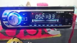 Rádio Automotivo MP3 Player Naveg NVS 3066