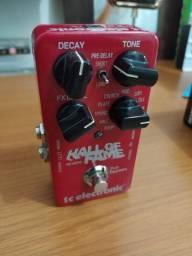 Vendo pedal de reverb Hall of Fame Tc Eletronic