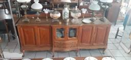 Balcao buffet antigo chipandelle