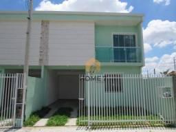 Sobrado com 3 dormitórios à venda, 107 m² por R$ 299.000 - Sítio Cercado - Curitiba/PR