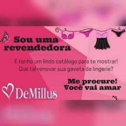 Revendedora DeMillus