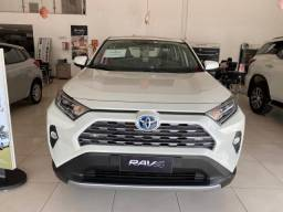 Toyota RAV4 S 2.5 CONNECT AWD HYBRID (Aut)