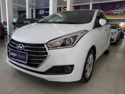 Hyundai Hb20s 1.6at Premium Bluemedia Couro 2018 Flex