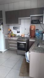 Casa para Venda em Campo Grande, Residencial Oliveira, 2 dormitórios, 1 banheiro, 2 vagas