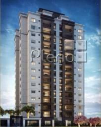 Apartamento à venda com 2 dormitórios em Taquaral, Campinas cod:AP005623