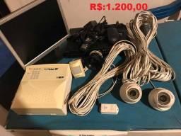 Kit Sistema de Câmeras de Vigilância / Segurança