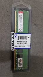 Memórias ram DDR 4 8gb