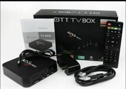 Tv Box transforma sua Tv em Smart 16 GB
