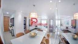 Apartamento à venda com 4 dormitórios em Guilhermina, Praia grande cod:876