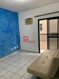 Apartamento à venda com 1 dormitórios em Tupi, Praia grande cod:1290