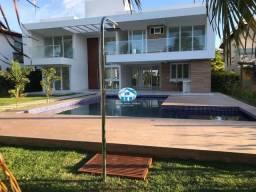 Casa de condomínio à venda com 5 dormitórios em Guarajuba (monte gordo), Camaçari cod:177