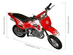 Mini moto cross BZ 49cc Fire