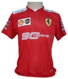 Camisa Ferrari 90 anos - 2019