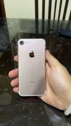 iPhone 7 32gb desbloqueado rosê